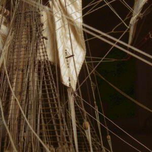 Gekleidetes Baumwoll- Tauwerk
